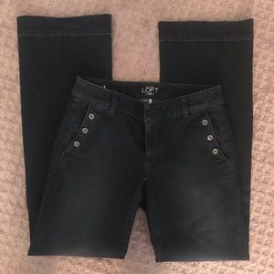 Size 2 Sailor Trouser Jeans